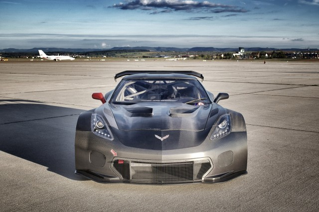 2016 Callaway Corvette C7 GT3-R race car