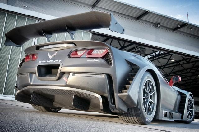 2016 Callaway Corvette C7 GT3-R race car