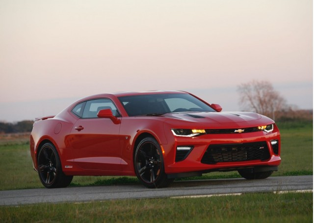 2016 Camaro SS Hennessey HPE1000 Supercharged Upgrade