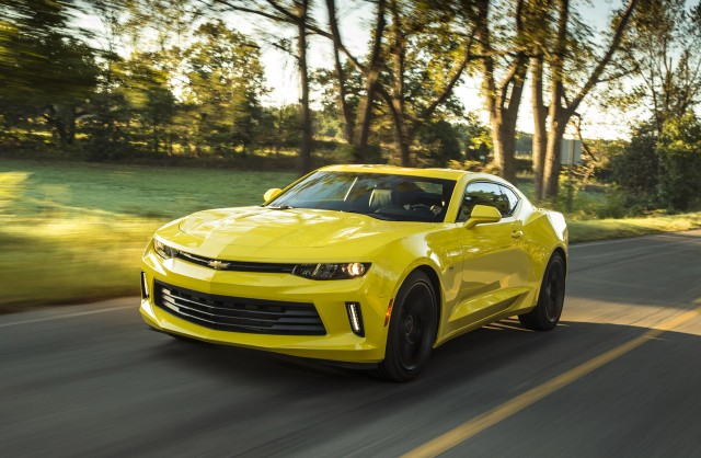 2016 Chevrolet Camaro First Drive Review