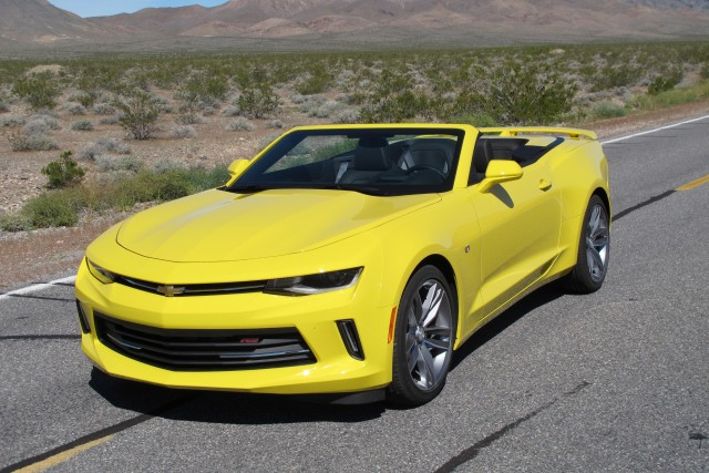 Order Guide Reveals Price Increase For 2017 Camaro