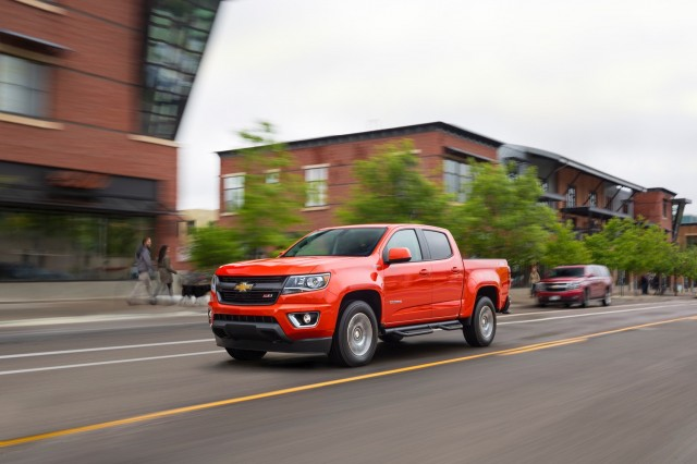 2016 Chevrolet Colorado Duramax Sel