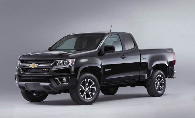 2017 Nissan Frontier vs Chevrolet Colorado GMC Canyon Honda