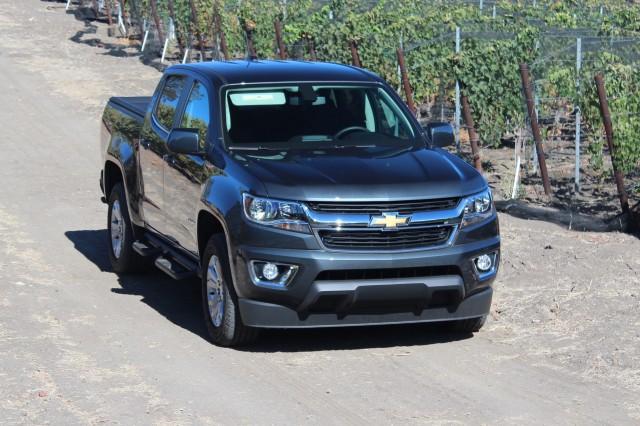 2016 Chevrolet Colorado Diesel - First Drive