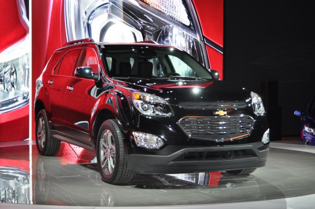 2016 Chevrolet Equinox vs 2016 Ford Edge  The Car Connection