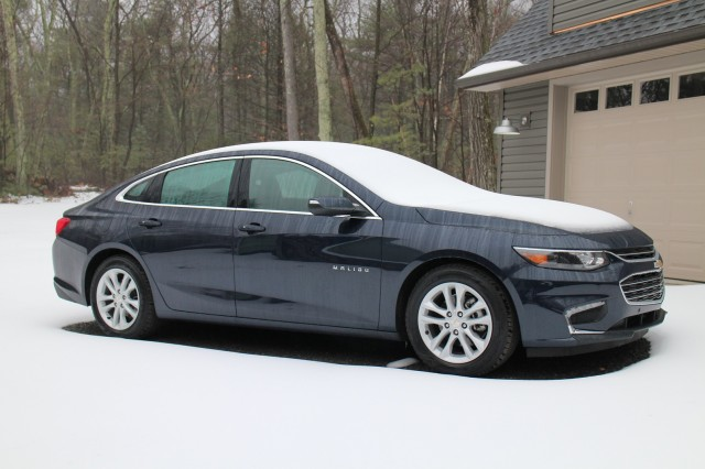 2016 Chevrolet Malibu Hybrid: First Drive Of Sedan Using Volt Hybrid ...