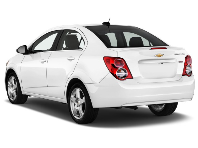 2016 Chevrolet Sonic Chevy Review Ratings Specs Prices And Photos The Car Connection