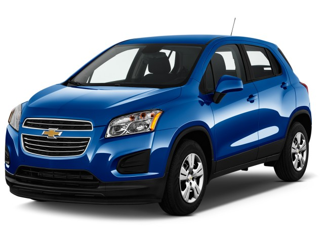 2016 Chevrolet Trax (Chevy) Review, Ratings, Specs, Prices ...