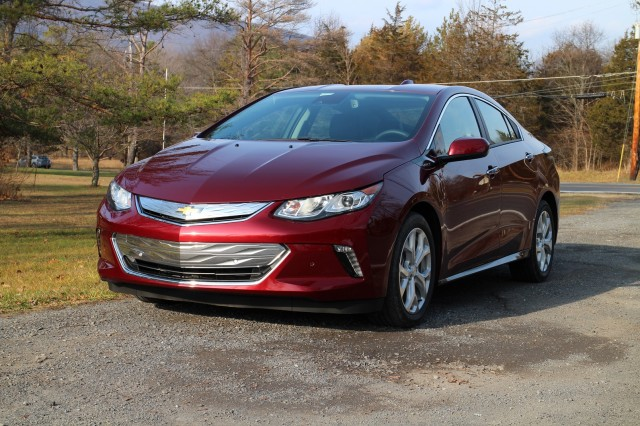 2016 Chevrolet Volt Catskill Mountains Ny Dec 2017