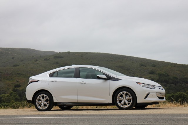 2016 Chevrolet Volt First Drive In California July 2017