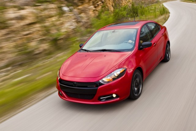2016 Dodge Dart Lineup Cut To 3 Models As Small Sedan