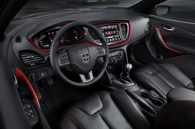 Dodge Dart Lineup Cut To Models As Small Sedan Simplifies