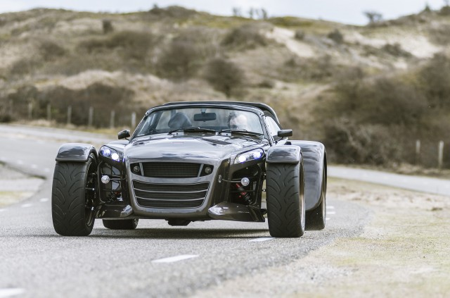 2016 Donkervoort D8 GTO-RS