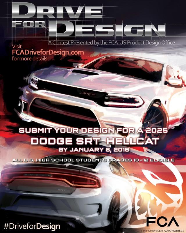 2016 Drive for Design Contest
