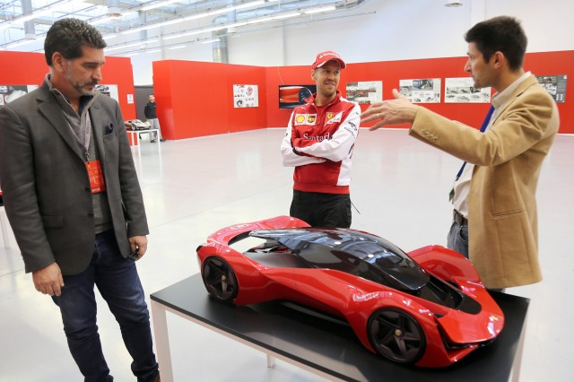 2016 Ferrari Design Challenge