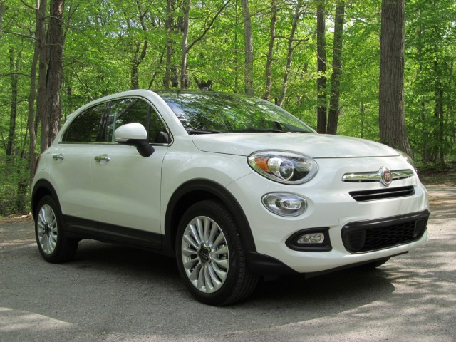 2016 Fiat 500X, Bear Mountain State Park, NY, May 2015