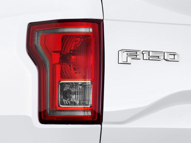 """Tail Light - 2016 Ford F-150 2WD Reg Cab 122.5"""" XL"""