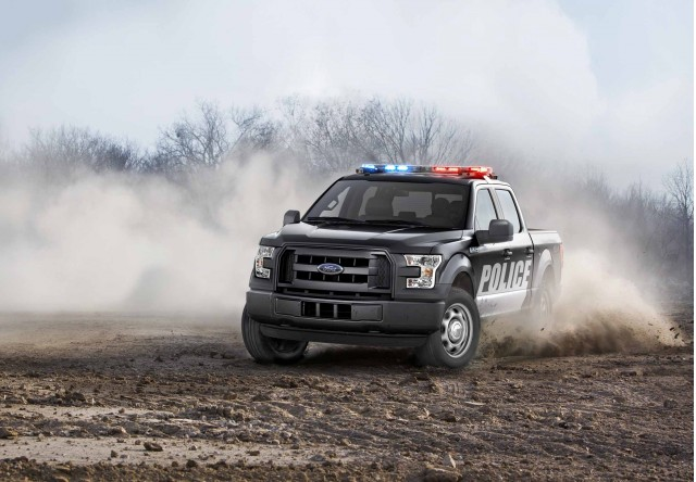 2016 Ford F-150 Special Service Vehicle