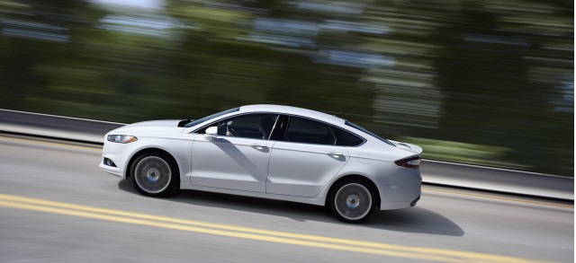 Ford recalls cars for doors that can open while driving
