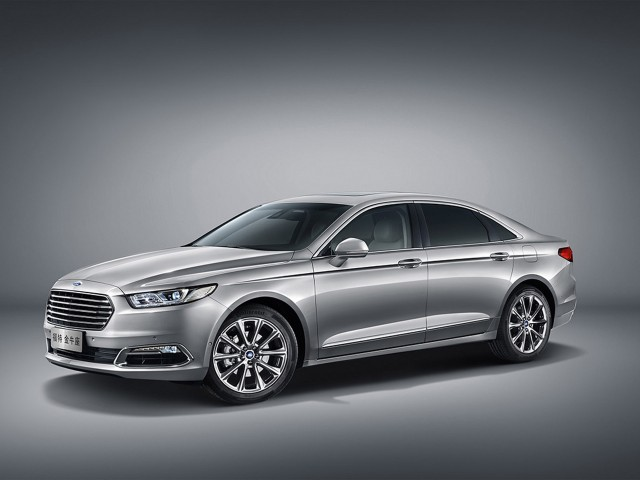New Ford Taurus (Chinese spec)