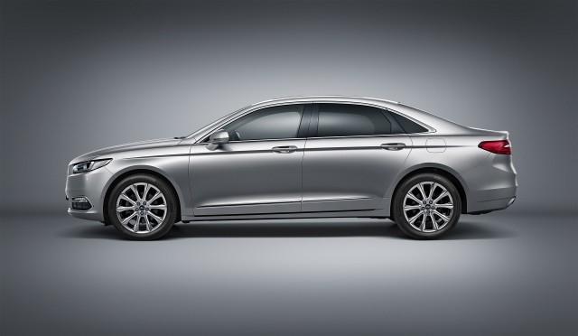 2016 Ford Taurus (Chinese spec)