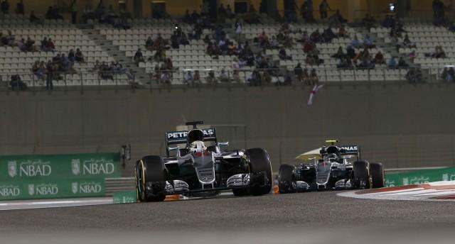 2016 Formula One Abu Dhabi Grand Prix