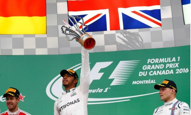 2016 Formula One Canadian Grand Prix