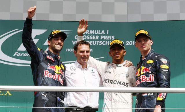 2016 Formula One German Grand Prix
