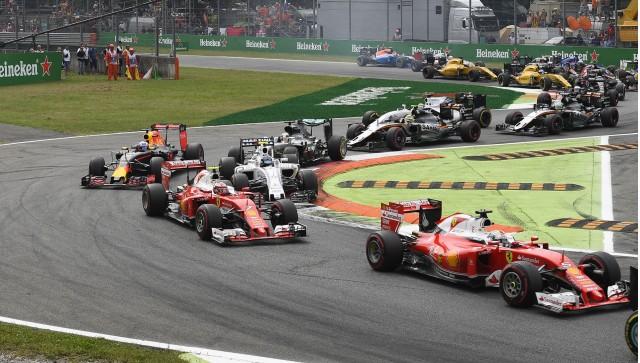 2016 Formula One Italian Grand Prix