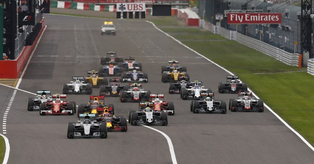 2016 Formula One Japanese Grand Prix