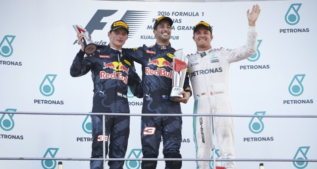 2016 Formula One Malaysian Grand Prix
