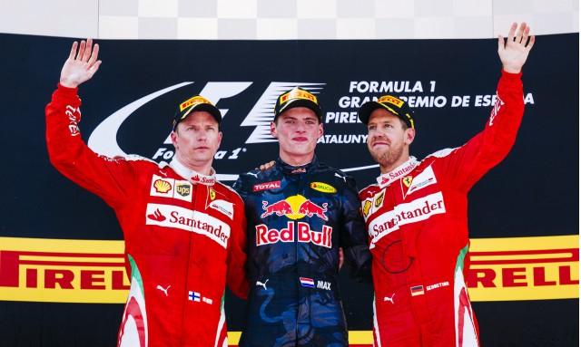 2016 Formula One Spanish Grand Prix