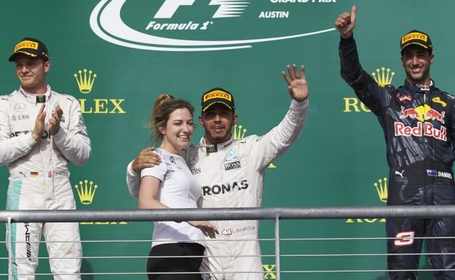 2016 Formula One United States Grand Prix