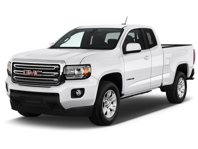 2016 gmc canyon review ratings specs prices and photos the car connection. Black Bedroom Furniture Sets. Home Design Ideas
