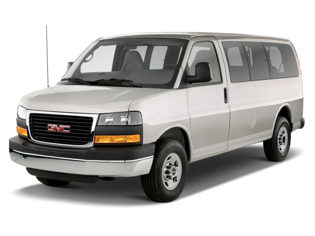 2016 gmc savana passenger pictures photos gallery the car connection. Black Bedroom Furniture Sets. Home Design Ideas