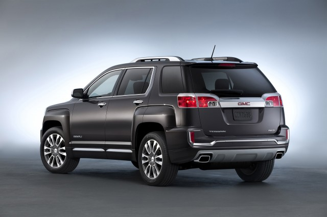 photos cars reviews and research com expert gmc specs terrain