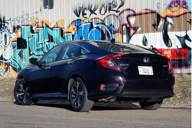 2017 civic touring review