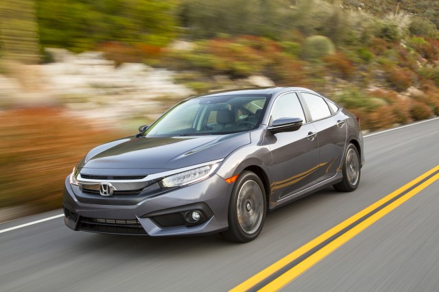Awesome 2016 Honda Civic Sedan (Touring)