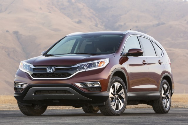 Unique Honda Crv 2016 Features