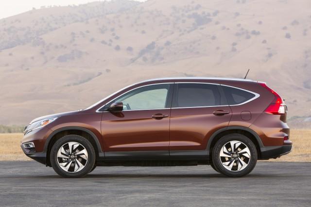 Hyundai Tucson Compare Cars 2016 Honda Cr V