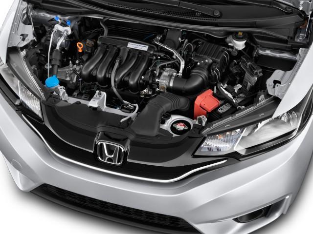 2016 Honda Fit 5dr HB CVT EX Engine