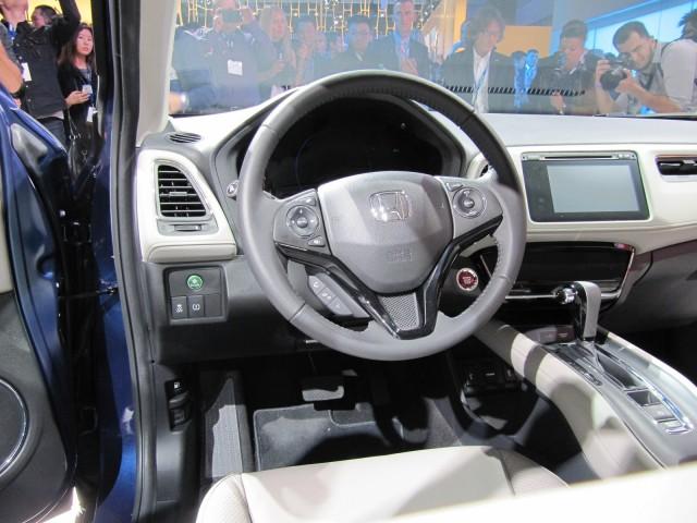 2016 Honda HR-V, debut at 2014 Los Angeles Auto Show