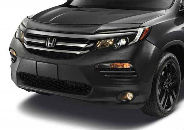 2016 Honda Pilot Touring long-term road test, accessories