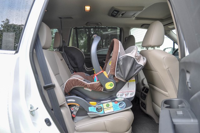 2016 honda pilot long term road test from car seats to diaper bags hauling the family. Black Bedroom Furniture Sets. Home Design Ideas