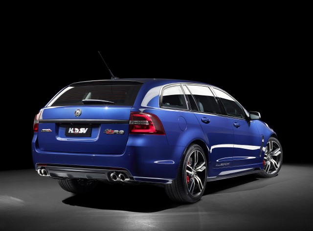 Holden Tuner Hsv Offers Supercharged Lsa V 8 On Most Models