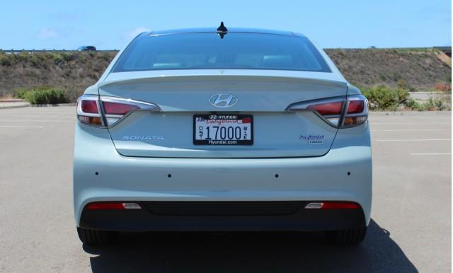 2016 Hyundai Sonata Hybrid - First Drive, May 2015