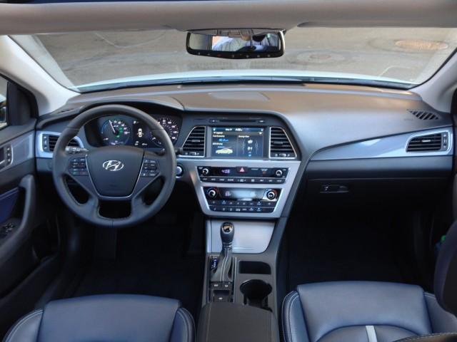 2016 Hyundai Sonata Hybrid First Drive May 2017