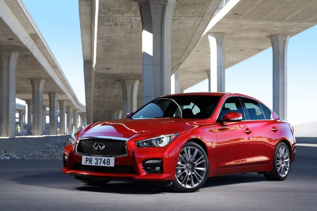 INFINITI Q Vs Lexus IS The Car Connection - Infiniti q50 invoice price