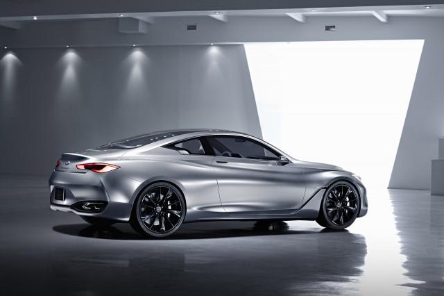 2016 Infiniti Q60 concept, 2015 Detroit Auto Show
