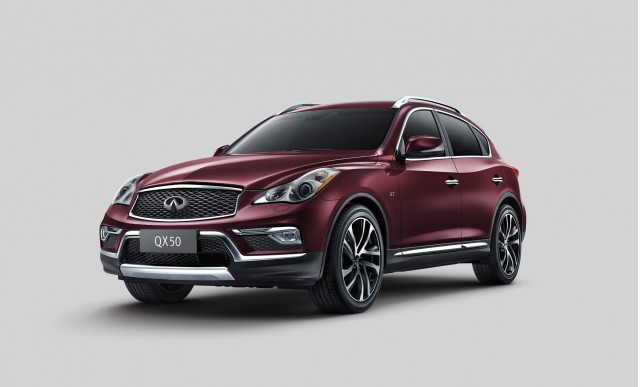 2016 Infiniti Qx50 Review Ratings Specs Prices And Photos The Car Connection